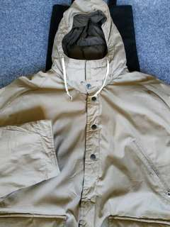 gerry down parka
