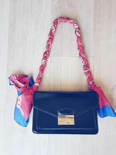 Mango Crossbody Bag