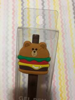 LINE FRIENDS GEL PEN