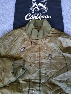 george bomber jacket