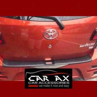 Toyota Wigo Rear Sill
