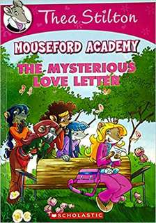 (BN) Thea Stilton Mouseford aycademy #9 The Mysterious Love Letter