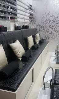 Established nail shop business for takeover