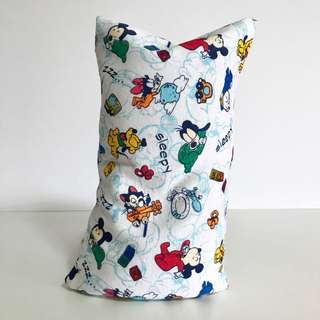 Bean Sprout Husk Pillow / Beanie Pillow , Imported Fabric ( 100% Handmade 100% Jersey Cotton , Premium Quality!) Baby Disney