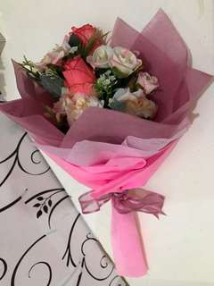 Artificial Flowers for decoration, can be given as gift or house decor