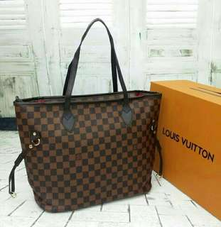 (Free post)LV Neverfull