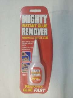 FREE! Mighty Instant Glue Remover