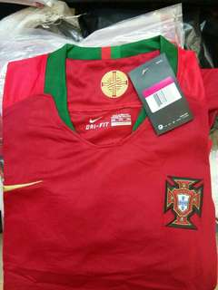 JERSEY BIG SIZE XXXL 3XL PORTUGAL HOME WORLD CUP 2018 GRADE ORI