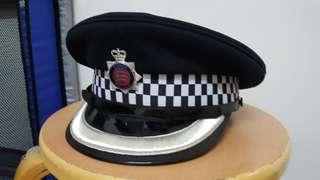 英國高級警官帽