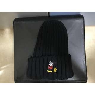 🚚 迪士尼米奇造型毛帽