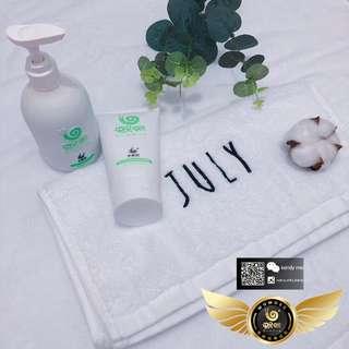 🚚 Wowo ginger shampoo and hair mask