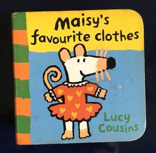 Maisy's Favourite clothes