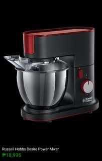 Russell Hobbs Kitchen Machine mixer