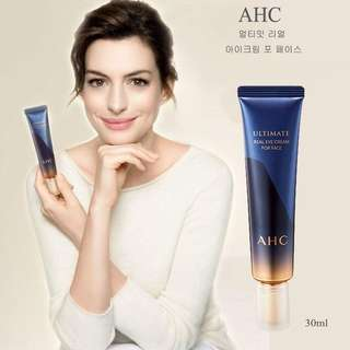 [AHC] Ultimate Real Eye Cream for face Season 6 30ml