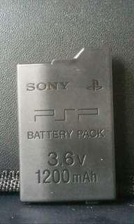 🚚 Slim Psp battery