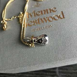 Vivienne Westwood Tooth Necklace