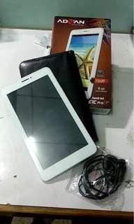 Tablet Advan E1C Pro Fullset