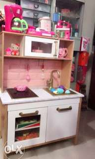 Ikea diy wooden kitchen toys