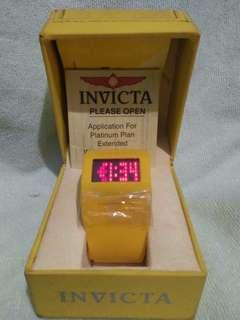 Original invicta watch