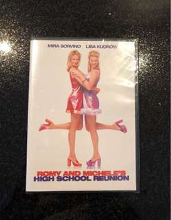 DVD Romy and Michele's High School Reunion