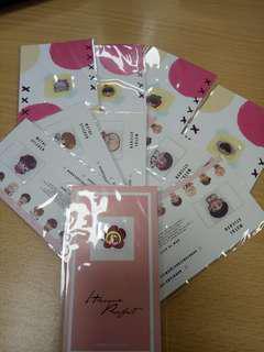 BTS EMW Fanart Sticker
