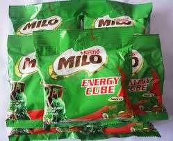 Milo cube isi 50 pcs