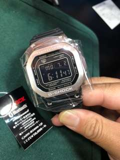 CASIO G-Shock GMW-B5000-1JF - NEW