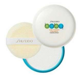 Shiseido pressed baby powder