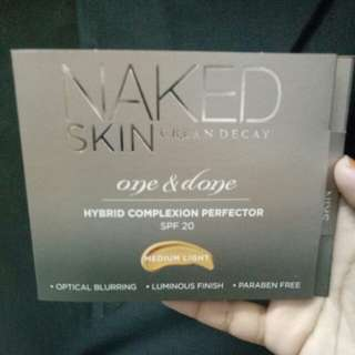 Urban Decay Naked Skin One & Done Hybrid Complexion Perfector Sample