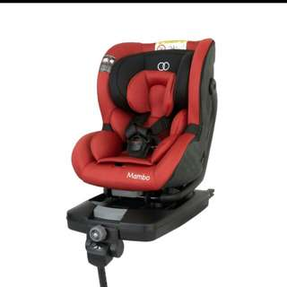 Koopers Mambo Isofix Convertible Car Seat