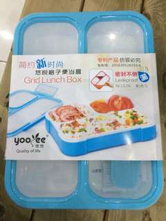 Lunch box 3 sisi