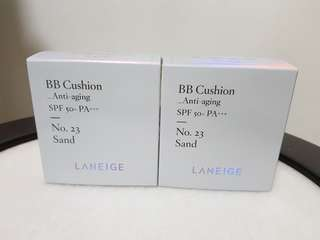 Laneige BB Cushion Anti aging No. 23