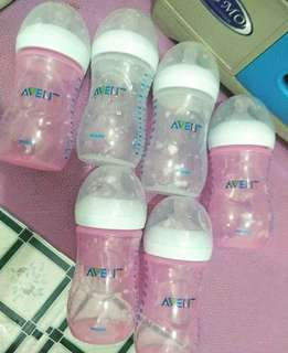 Avent 9oz Baby Bottles 3 for 1000