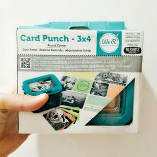 🚚 Card Punch -3/4