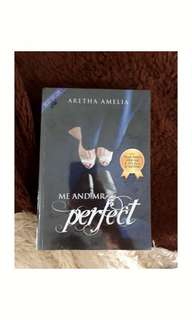 Novel Me & Mrs.Perfect (Original)