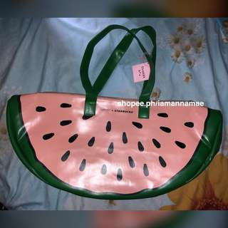 Starbucks X Ban.Do Watermelon Cooler Bag