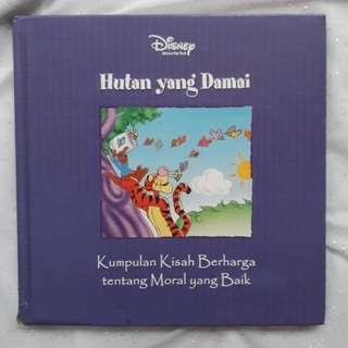 Hutan yang Damai - Disney Winnie the Pooh