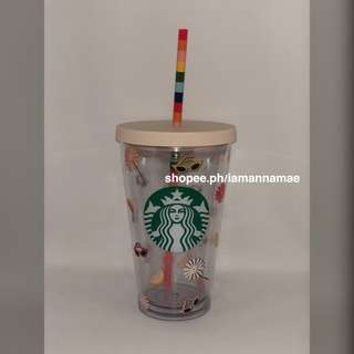 Starbucks X Ban.Do Icons Cold Cup Tumbler