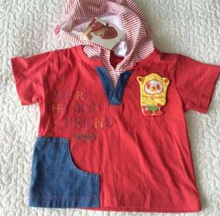 BN Top Tshirt For Baby Boy/Girl 24 months