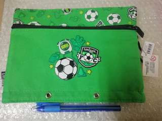 Smiggle A5 pencil case rm39 NEW