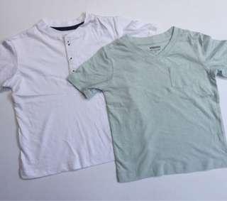 Shirts for boys - 2 pcs