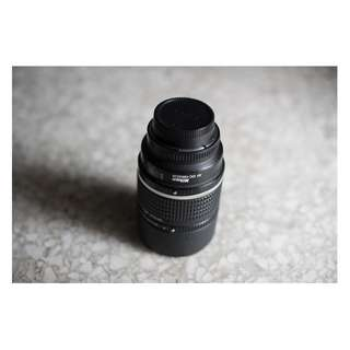 Nikon 135mm F2 The King of bokeh
