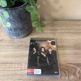 """The Vampire Diaries"" Series 6 DVD"