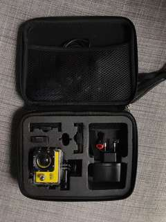 Full set 12MP 1080P Sports Camera