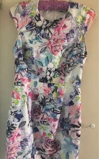 Tokito floral dress