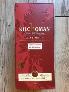 Kilchoman 鋐釀酒坊選桶 Single Cask 57%
