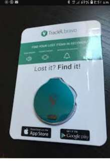Trackr divice