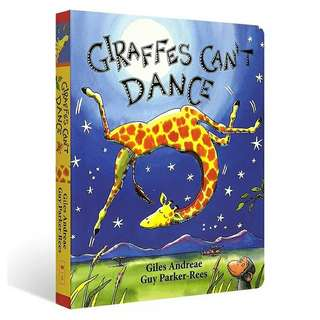 Giraffes Can't Dance - Giles Andreae Guy Parker-Rees