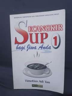Secangkir sup bagi jiwa.