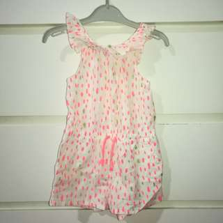 Jumpsuit Cotton On girls 1-2yrs old